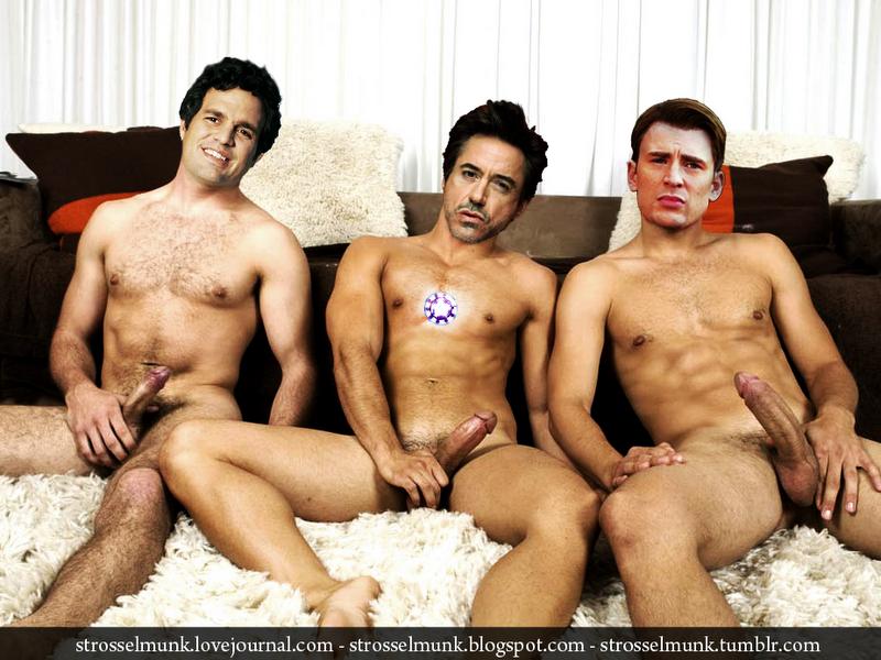 mark ruffalo naked fake